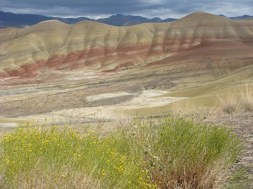 John Day Fossil Beds: Painted Hills
