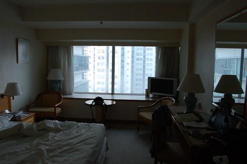 Regal Riverside Hotel Room