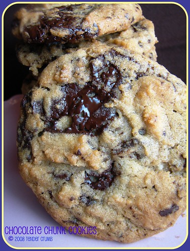 ... chocolate chip cookie. The characteristics of the perfect cookie are a