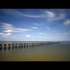 baltic sea (Paul Petruck) Tags: longexposure sky soft balticsea usedom 1000views aplusphoto youvsthebest seenintheinterestingnessarchives ckeritz vacation2008 thepinnaclehof