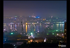 Night Vladivostok (Vladivostok, Primorskiy Kray, Russia) Photo