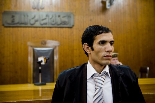 Socialist Lawyer Haitham Mohamadein المحام الاشتراكي هيثم محمدين