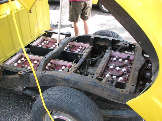 truck illinois pickup ev electricvehicle chevrolets10 2008downtownelgincarandafvshow