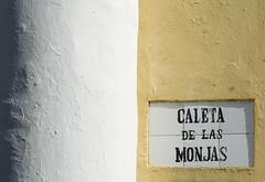 Caleta De Las Monjas, Old San Juan, Puerto Rico (jogorman) Tags: street our white yellow lady puerto hotel san paint juan puertorico painted name pillar nun nuns rico monastery convento carmen convent josé streetname whitewash nunnery caleta monjas carmelite elconvento jamesogorman caletadelasmonjas operationbootstrap