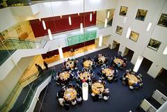 ISMIR lunch. (gr0uch0) Tags: travel usa philadelphia america conference amerika drexeluniversity reizen ismir ismir2008 bossonecentre