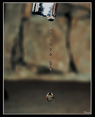 The last drops.. (Dregster) Tags: art water drops agua eau wasser air natur natuur natura olympus drop gotas acqua  priroda vatten aigua vann vesi voda woda alam vand    daba tubig   proda charakter vanduo gamta    narava  prroda   nc   dens challengeyouwinner kalikasan thinnhin ap olympuse410   zuikodigitaled1442mm dregster luonne anunes