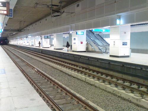 新松山車站2