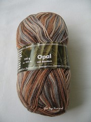 Opal mit bambus