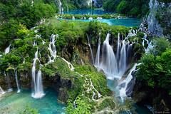 Plitvice Waterfalls (thunderohl) Tags: croatia waterfalls plitvickajezera