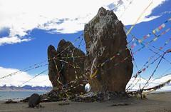 Nam (Namtso Chumo) tso (reurinkjan) Tags: tibet namtso 2008 sept changtang namtsochukmo nyenchentanglha tengrinor janreurink damshungcounty damgzung