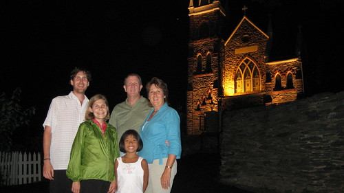 Family Night in Harpers Ferry