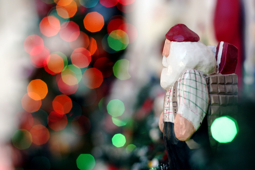 Christmas #19 - The Timberland Santa by kevin dooley, on Flickr