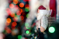 Christmas #19 - The Timberland Santa (kevin dooley) Tags: santa christmas xmas camping light red favorite tree guy green sports canon wow season photography 50mm book photo store clothing cool interesting fantastic fireplace flickr december image very bokeh outdoor good awesome 14 decoration picture hippy free award superior pic super best dude more most photograph creativecommons backpack winner excellent much claus suspenders chirstma