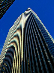 BM155 NYC Skyscraper (listentoreason) Tags: newyorkcity usa newyork architecture america skyscraper unitedstates favorites places olympus score30 olympusc4040z c4040z