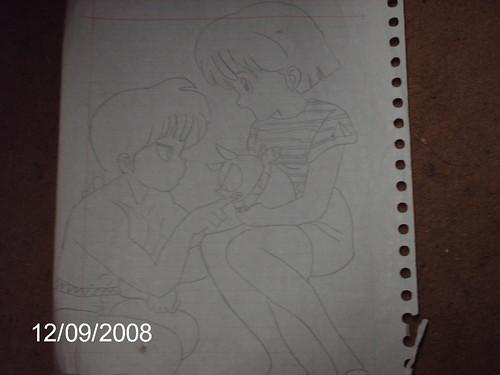 Mis Dibujos de Ranma 1/2 3097134650_ff10c6798d