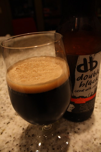 Red Hook Double Black Stout