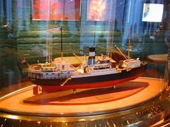 Model of earlier Coastal Express
