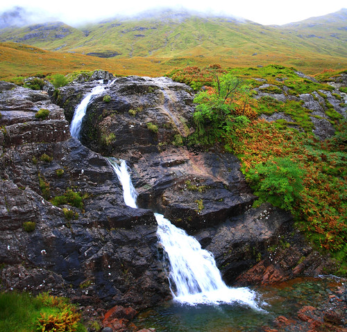 Water fall Glen Coe