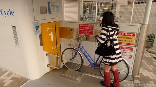 Japan Bike Storage