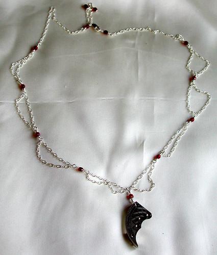 The Captain's Mistress' Necklace