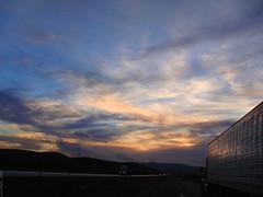 Atardecer Carretera 57 - SLP México 2008 8142 (Lucy Nieto) Tags: road sunset méxico way mexico atardecer camino carretera sanluispotosí sanluispotos