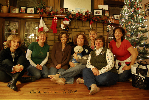 Christmas at Tammy's