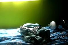 (luxwa_jum) Tags: verde audifonos bolso celeste