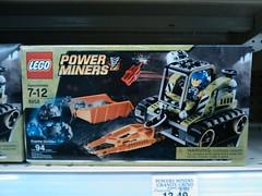 8958 Lego Power Miners- Granite Grinder (starstreak007) Tags: power lego granite grinder miners 8958