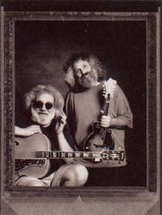 Jerry Garcia & David Grisman (Sept 93)