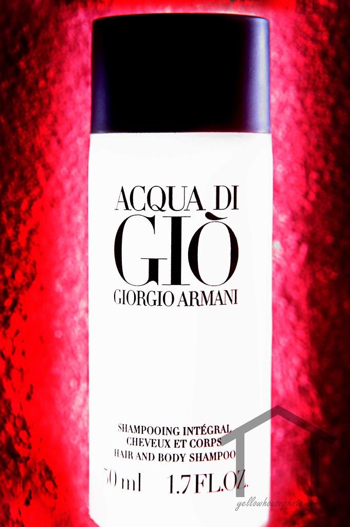 Acqua Di Gio Shampoo by Giorgio Armani