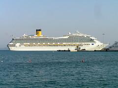 Greece - Katakolon 2008 (Chris&Steve) Tags: port marine ship vessel greece maritime nautical shipping 2008 rb katakolon ellda  hells hellenicrepublic 10millionphotos   p100i ellnikdmokrata elinikiimokratia rbcruise v100i