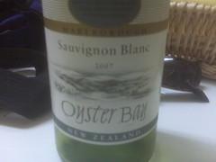 Oyster Bay 2007 Sauvignon Blanc