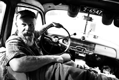 SEASICK STEVE BLUES