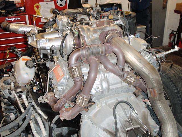 ford broken truck diesel 64 f350 powerstroke