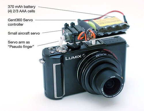Lumix LX3 intervalometer