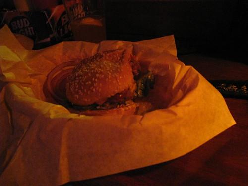 Rocky's Burger!