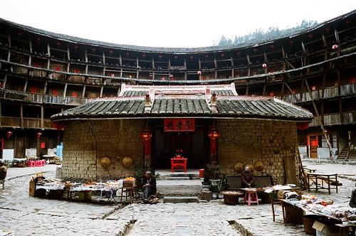 Fujian Tulou,  China 12 (福建客家土樓)