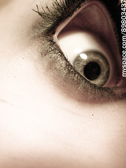 Eye love you (maude.dufresne) Tags: iris eye lashes gore disgusting horror inside maude pupil eyelid dufresne