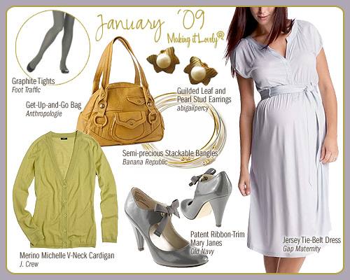 Style: January '09 (Maternity)