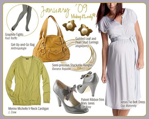 Style: January '09 (Maternity)