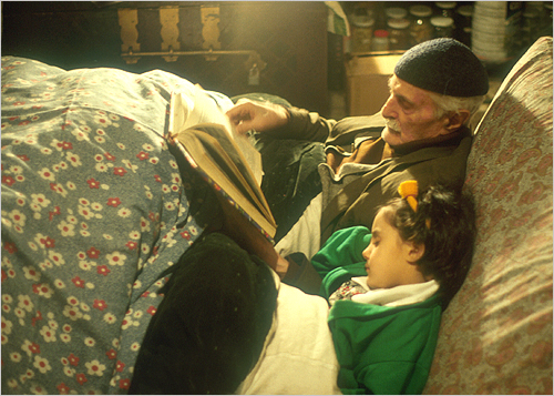 Bedtime story: dad-mahtaab