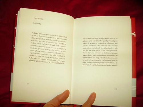 glimpse inside book