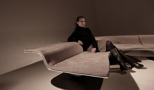 Danny Venlet * Dish Sofa
