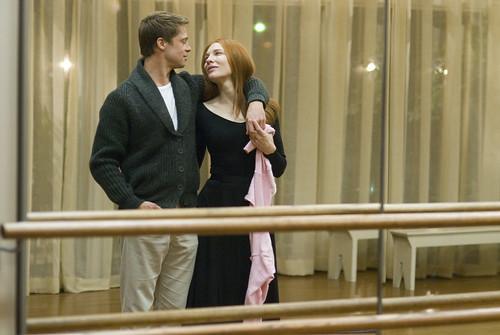 Benjamin Button Brad Pitt Cate Blanchett