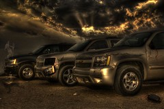 The End (Talal Al-Mtn) Tags: car automobile theend tahoe automotive chevy end kuwait suv ls lt q8 in kwt ltz  inkuwait talalalmtn  bytalalalmtn