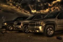 The End (Talal Al-Mtn) Tags: car automobile theend tahoe automotive chevy end kuwait suv ls lt q8 in kwt ltz  inkuwait talalalmtn  bytalalalmtn