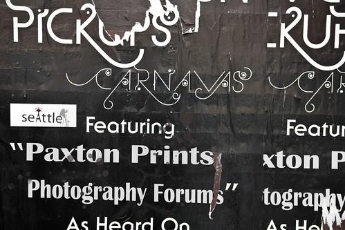 Paxton Prints Community Forum