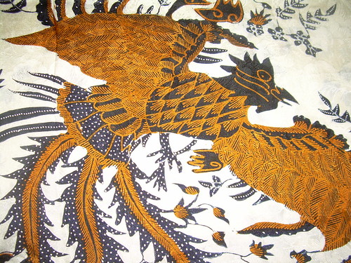 Batik trusmi - Cendrawasih, courtesy  http://www.flickr.com/photos/swara-grage/
