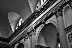 Eglise du Redentore (anarchitecte) Tags: venice light blackandwhite bw italy luz church architecture licht italia noiretblanc lumière andrea nb architektur venise venedig renaissance eglise italie palladio d90 redentore redempteur nikond90
