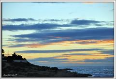 Amanecer en el Cabo ( Marco Antonio Soler ) Tags: sea mar cabo mediterraneo playa el alicante amanecer huertas alacant